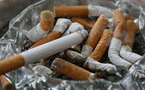 ลดละเลิก สูบบุหรี่