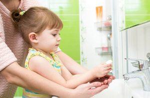 การล้างมือที่ถูกวิธี