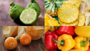 ผักผลไม้ แก้ไอ ขับเสมหะ แก้หวัดบรรเทาอาการด้วยวิธีธรรมชาติ